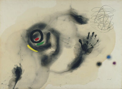 Joan Miró, 'L'Oiseau du bel horizon', 1969