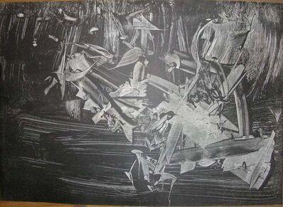 Mattia Moreni, ' Untitled', 1960