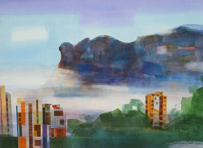 Lam Siong Onn 藍祥安, '#16 Lion Rock Mountain', 2014