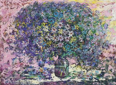 Dilorom Mamedova, 'Summer flowers', 2015