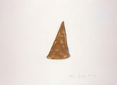 Joseph Beuys, 'Spur II (Blatt H)', 1977