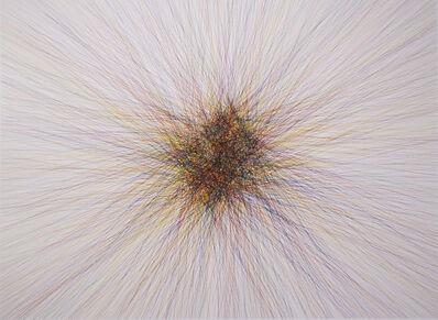 Kohei Nawa, 'line - random', 0000