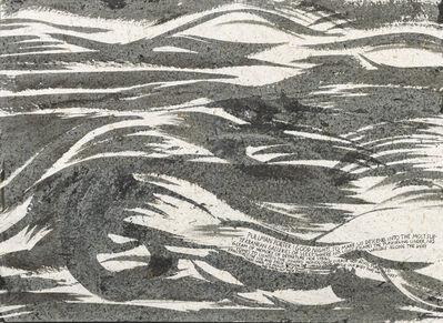 Raymond Pettibon, 'Untitled (Pullman Porter! Good nights...)', 1995