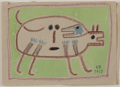 Victor Brauner, 'Dog', 1950