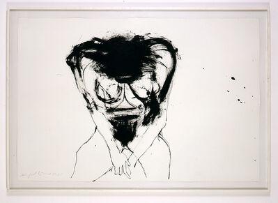 Mimmo Paladino, 'Untitled (weiblicher Akt)', 1986