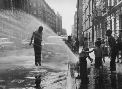 Henri Dauman, 'Manhattan Summer', 1956