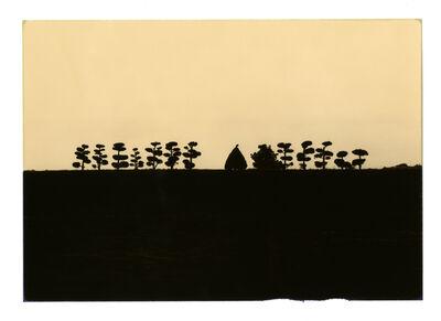 Yamamoto Masao, 'A Box of Ku #67', 1974