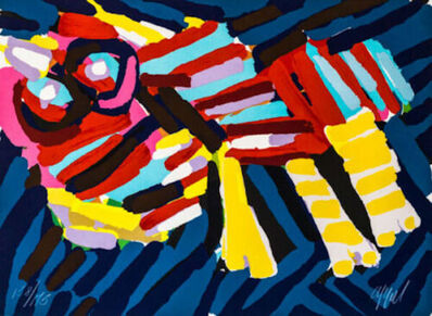 Karel Appel, 'Head Like an Animal', 1978