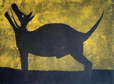 Rufino Tamayo, 'Perro', 1973