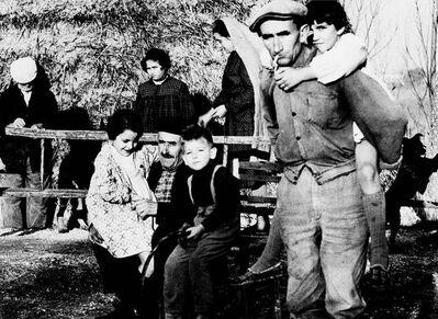 Mario Giacomelli, 'La buona terra', 1964