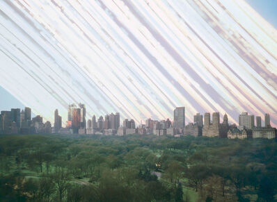 Michael Wesely, 'Central Park, New York', 2003