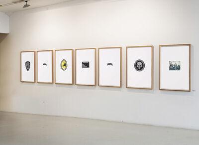 Gardar Eide Einarsson, 'Portfolio of 7 original lithographs', 2010