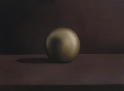 Gale Antokal, 'Sphere, Brushed Metal', 1997