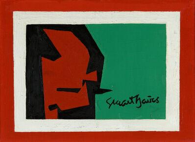 Stuart Davis, 'Study for 'Pochade' #2', 1958
