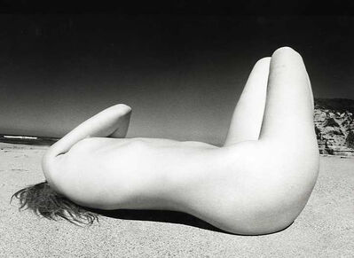 James Fee, 'Female Nude on Beach', 1970s