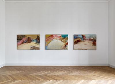 Leiko Ikemura, 'Sinus Woman', 2018