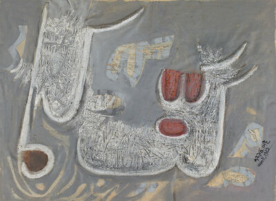 Jyoti Bhatt, 'Untitled', 1962