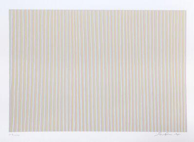 Gene Davis, 'Carousel', 1980