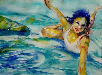 Selina Cheng, 'Swimmer', 2017