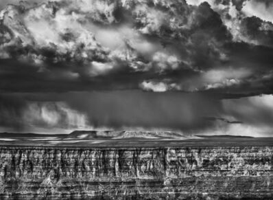 Sebastião Salgado, 'The Grand Canyon in Utah, viewed from the National Forest, Arizona. USA.', 2010