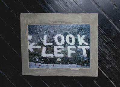 Catherine Abitbol, 'Look Left'
