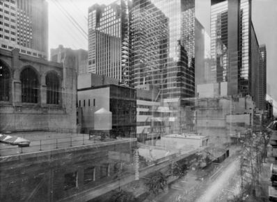Michael Wesely, 'The Museum of Modern Art, New York (7.8.2001 - 7.6.2004)', 2001-2004