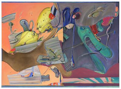 Stefanie Heinze, 'Conjunction of II', 2021