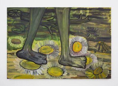 Judith Linhares, 'Pilgrim', 1990