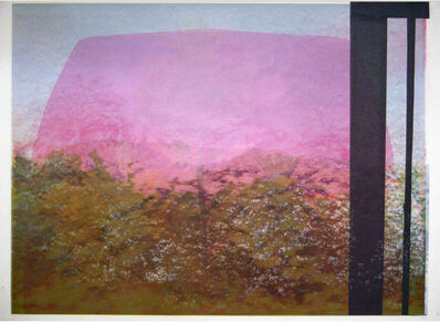 Daniele Genadry, 'Between Saida and Sur (Pink)', 2009