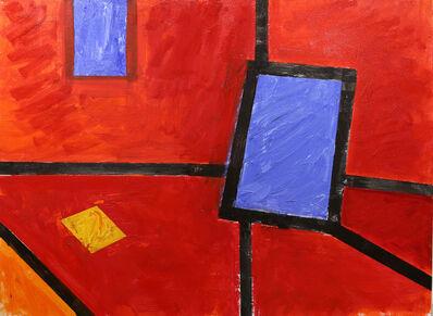 David Urban, 'The Eye as Dove: High Windows', 2012