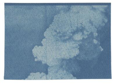 Sean McFarland, 'Untitled (Blue Smoke)', 2013