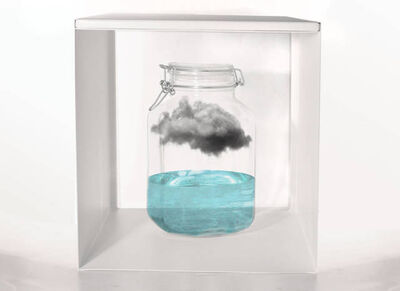 Michelangelo Bastiani, 'Nuvola d'appartamento', 2016