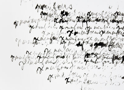 """Agathe de Bailliencourt, '""""Je m'en fous 29""""', 2011"""