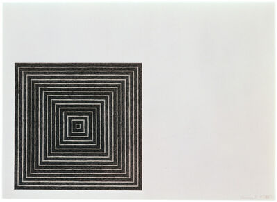 Frank Stella, 'Untitled', 1971