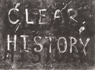 Christian Rex van Minnen, 'Clear History', 2019