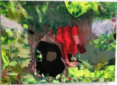 Melora Griffis, 'grief cave 1 (hers)', 2018
