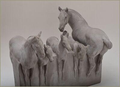 Susan Leyland, 'United Family', 2015