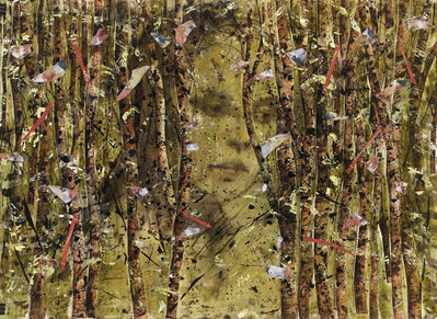 Audrey Anastasi, 'Red Birch', 2018
