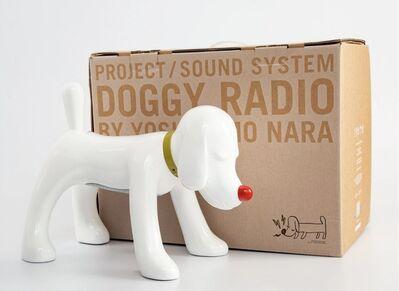 Yoshitomo Nara, 'Doggy Radio', 2011