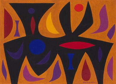 John Coburn, 'El Toro', 1971
