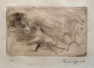 Miles Evergood, '(The Reader)', 1931