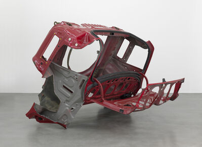 Matias Faldbakken, 'Untitled (Car Trunk #3), ', 2013