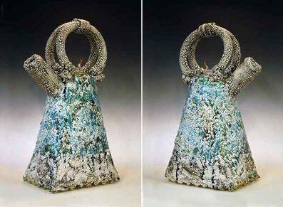 Yoshiro Ikeda, 'Ocean Foam Teapot', ca. 2000