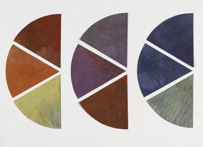 Wassily Kandinsky, 'Nine Elements of the Chromatic Circle ', 1922-1933