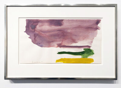 Helen Frankenthaler, 'Untitled ', 1970