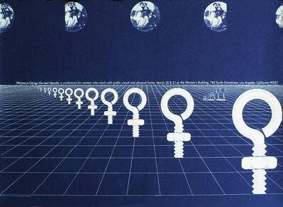 Sheila Levrant de Bretteville, 'Women in Design: The Next Decade', 1975