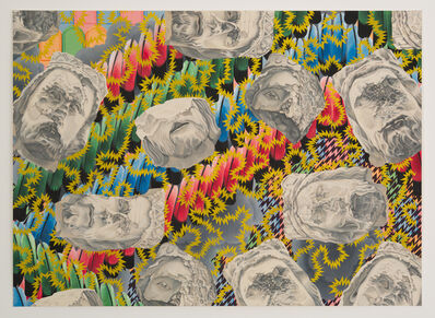 Zoe Pettijohn Schade, 'Crowds of Decapitated Kings', 2014