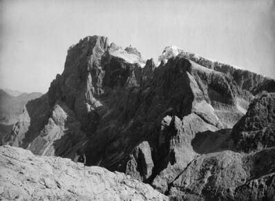 Vittorio Sella, 'Cimon della Pala dal Rosetta', 1890 ca.