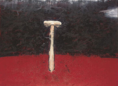 Tony Bevan, 'Hammer', 1984