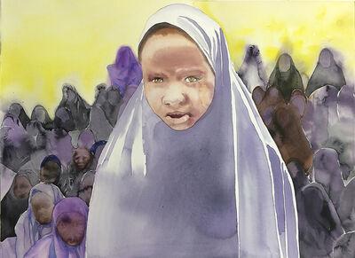 Patricia Cronin, 'Chibok Student #2', 2015